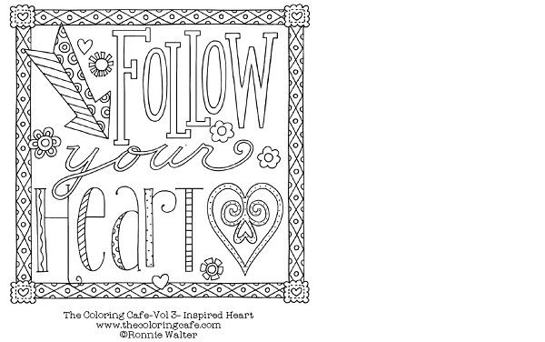 Deep breathing coloring pages ~ Take a Deep Breath